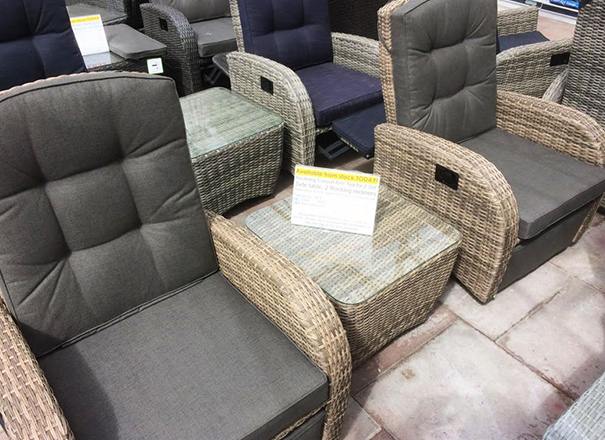 Our range of reclining chairs
