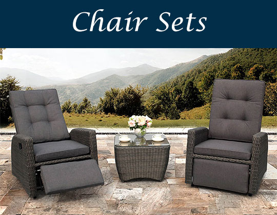 Majestique chair sets