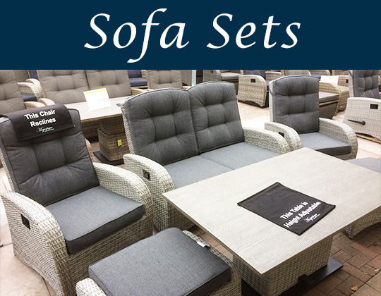 Our reclining sofa sets